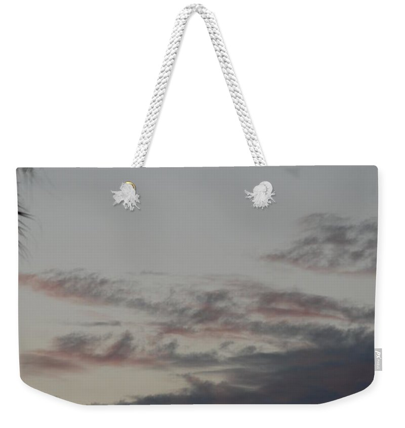 Sunset Weekender Tote Bag featuring the photograph The Sunset by Rob Hans