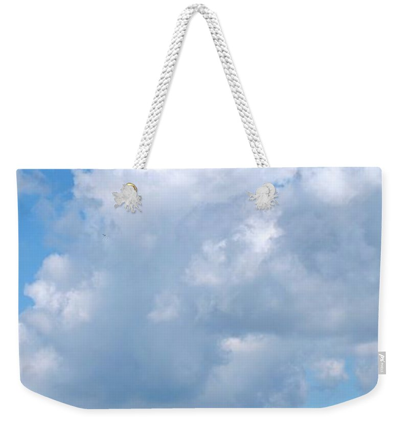 Horse Weekender Tote Bag featuring the photograph The Team by Ian MacDonald