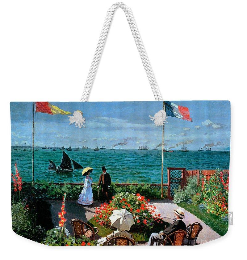 Monet Weekender Tote Bags