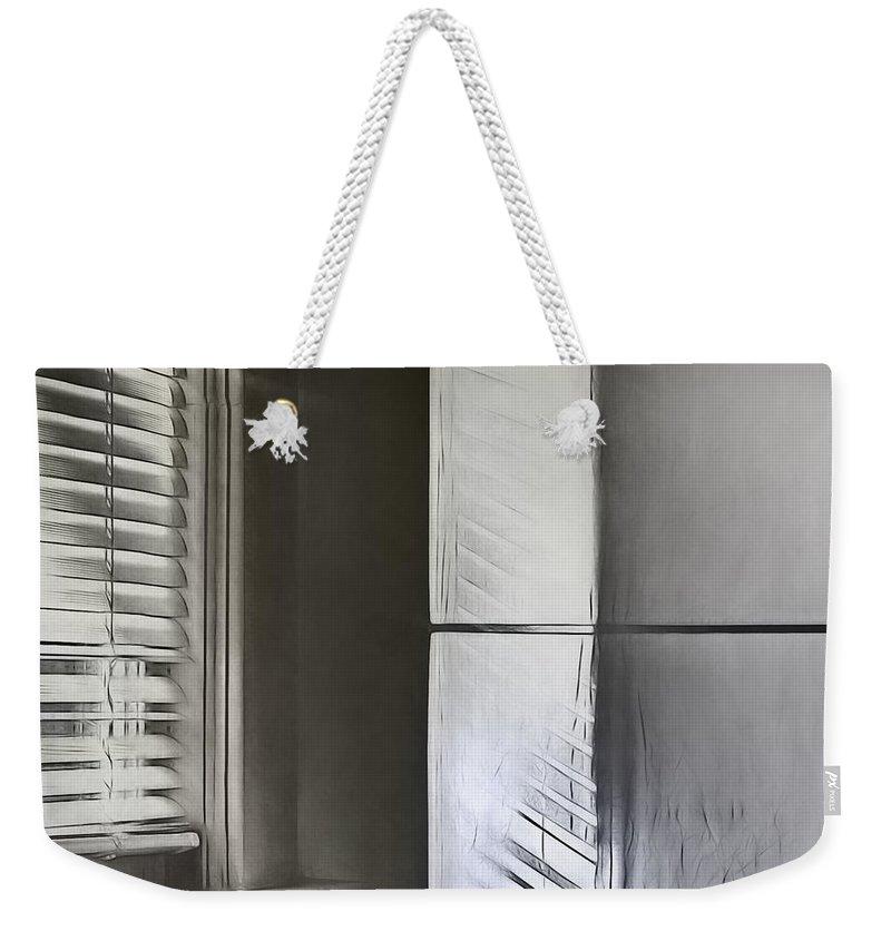 Blind Weekender Tote Bags