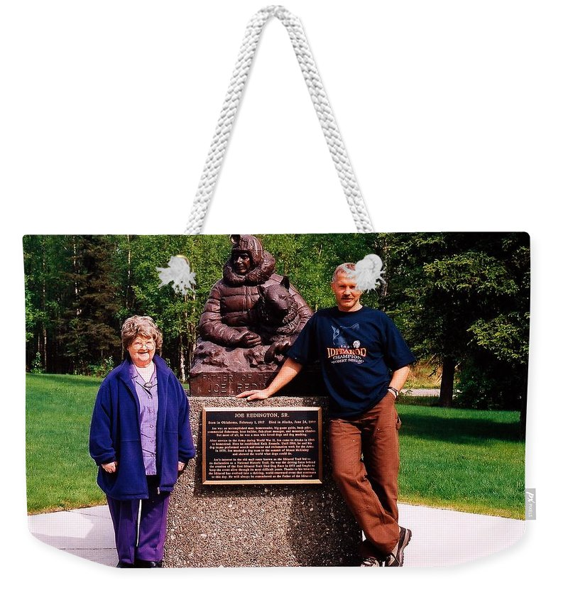 North America Weekender Tote Bag featuring the photograph Three Champions ... by Juergen Weiss