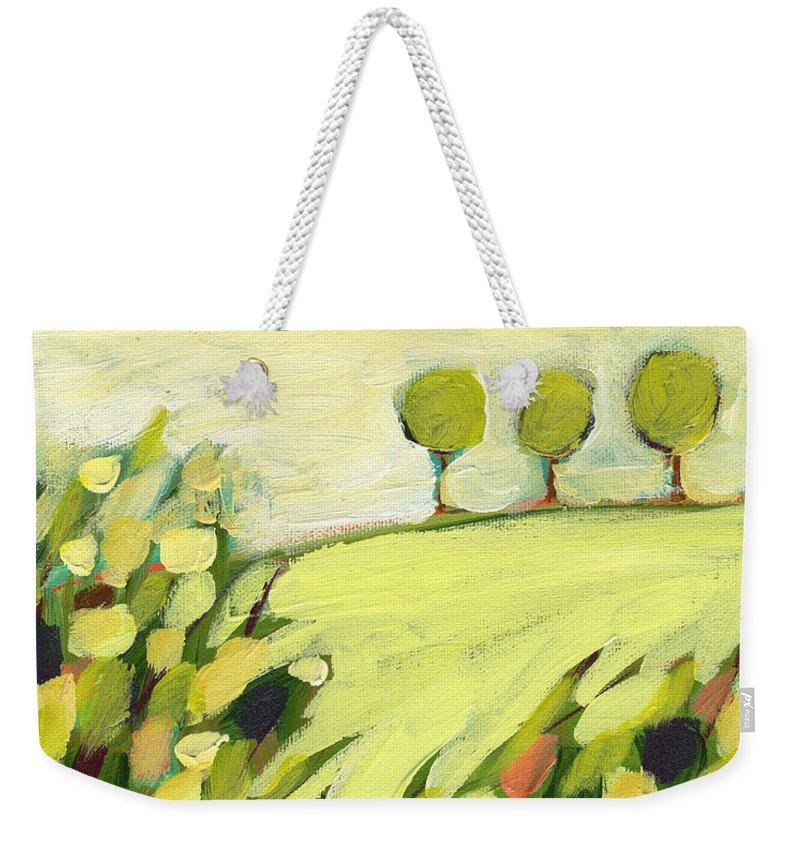Modern Paintings Weekender Tote Bags