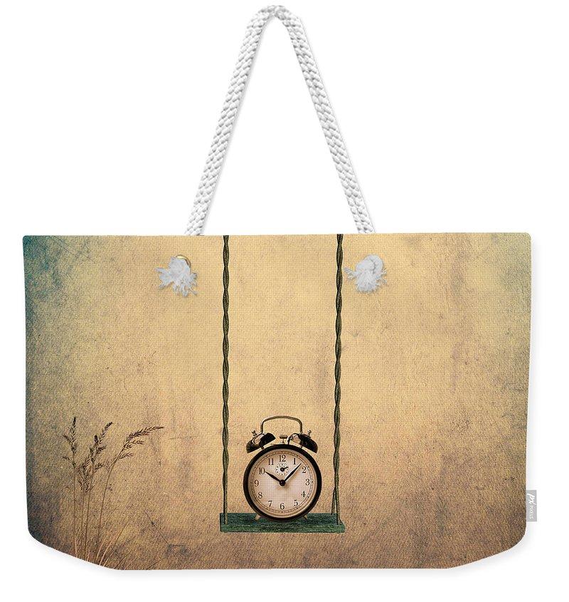 Surrealism Weekender Tote Bags