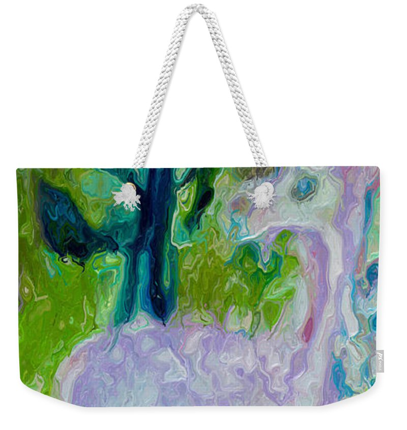 Unicorn Weekender Tote Bag featuring the photograph Today I Choose To Be A Unicorn by Modern Art