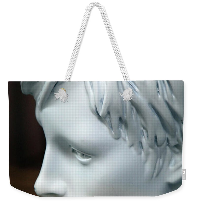 Weekender Tote Bag featuring the photograph Today's Thoughts by Jez C Self