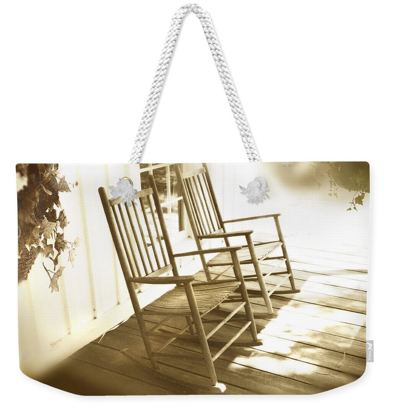 Together Weekender Tote Bag featuring the photograph Together by Mal Bray