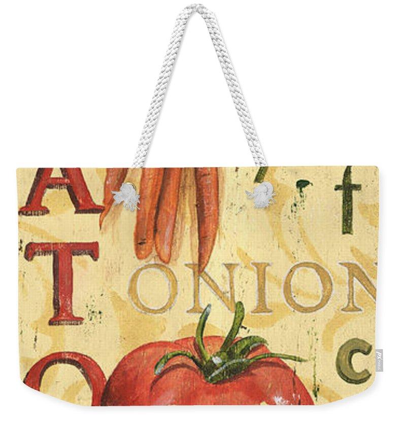 Tomato Weekender Tote Bags