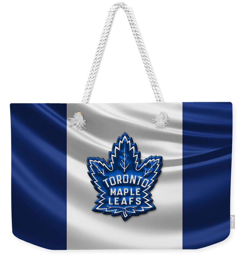 Sports Weekender Tote Bags