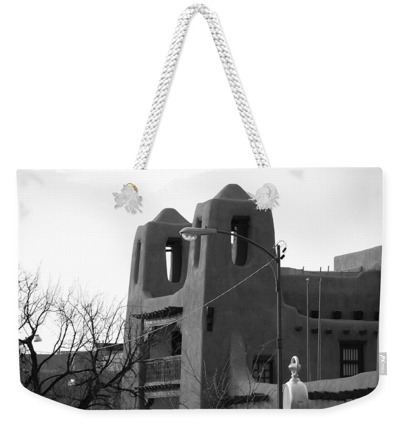 Architecture Weekender Tote Bag featuring the photograph Town Hall by Rob Hans