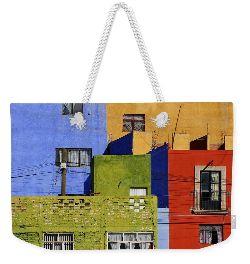 Skip Hunt Weekender Tote Bag featuring the photograph Toy Box by Skip Hunt