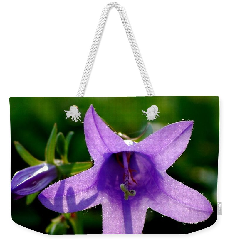 Digital Photography Weekender Tote Bag featuring the digital art Translucent by David Lane