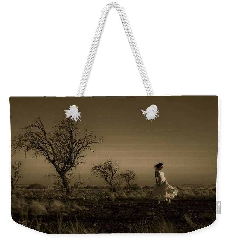 Woman Weekender Tote Bag featuring the photograph Tree Harmony by Scott Sawyer