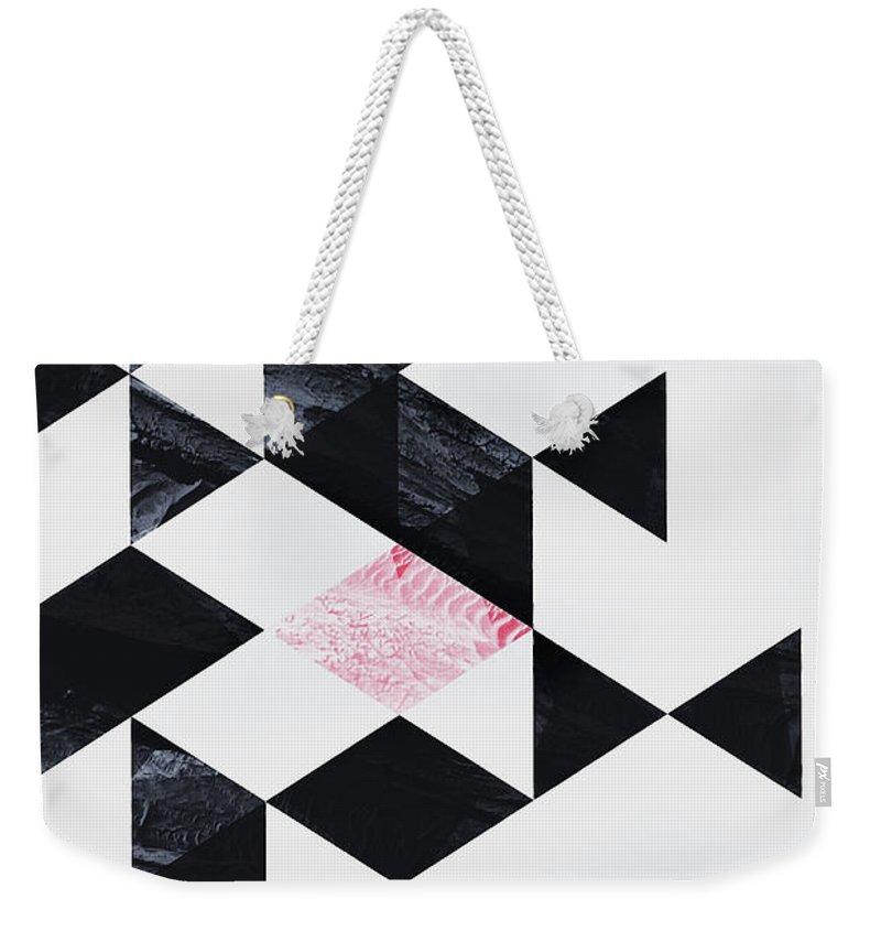 Random Weekender Tote Bags