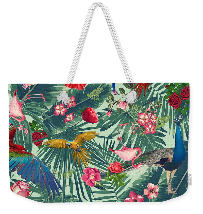 Insect Weekender Tote Bags