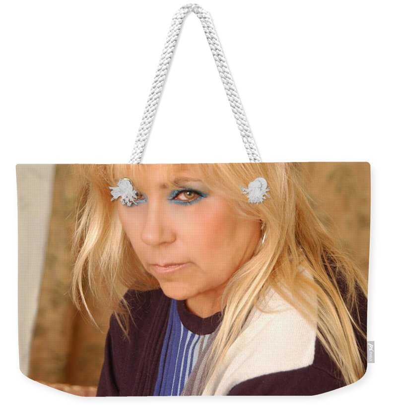 Clay Weekender Tote Bag featuring the photograph True Love by Clayton Bruster