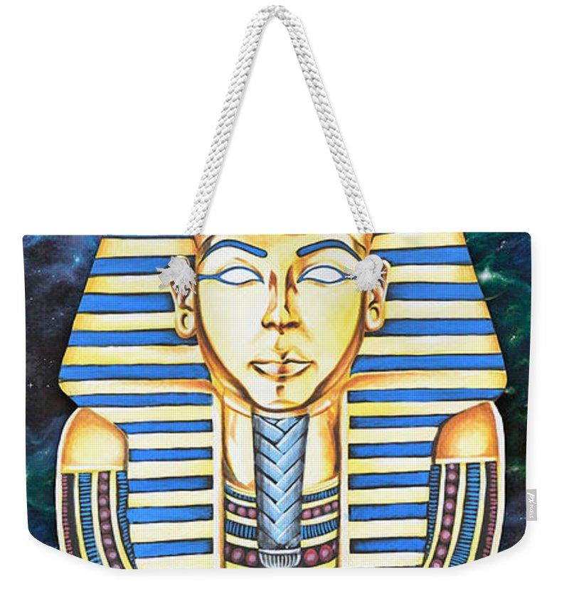 Egypt Weekender Tote Bags