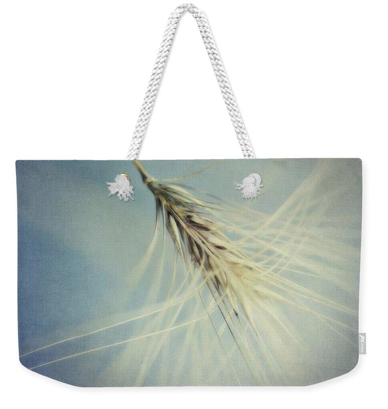 Wheat Weekender Tote Bags