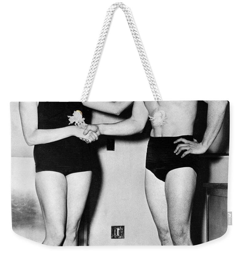 Gloria Weekender Tote Bags
