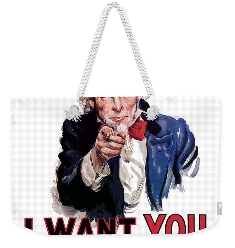 Propaganda Weekender Tote Bags