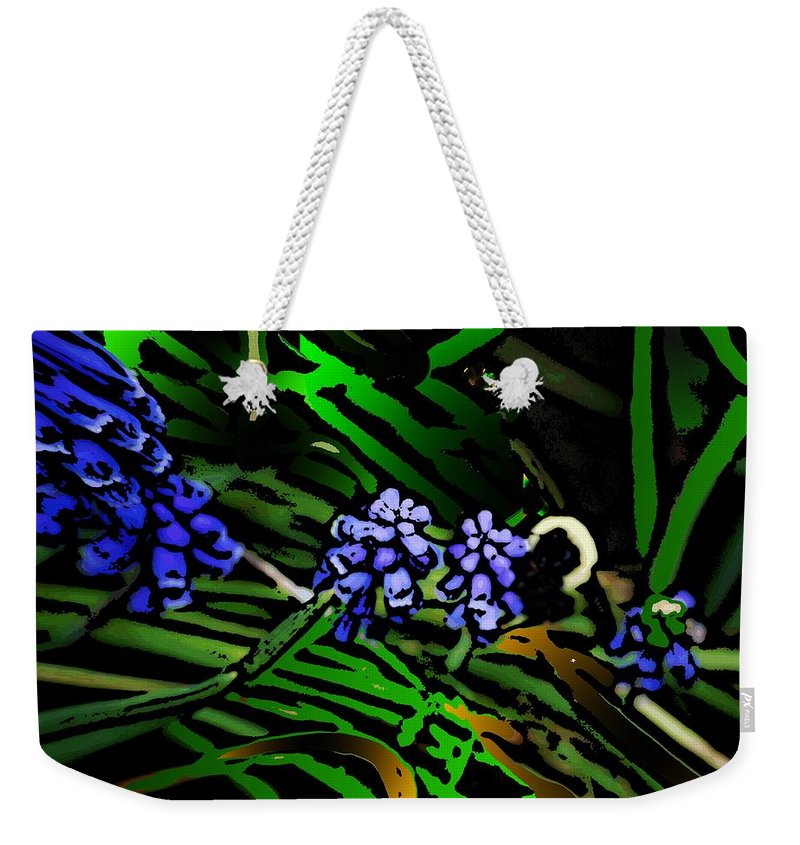 Weekender Tote Bag featuring the photograph Untitled 7-02-09 by David Lane