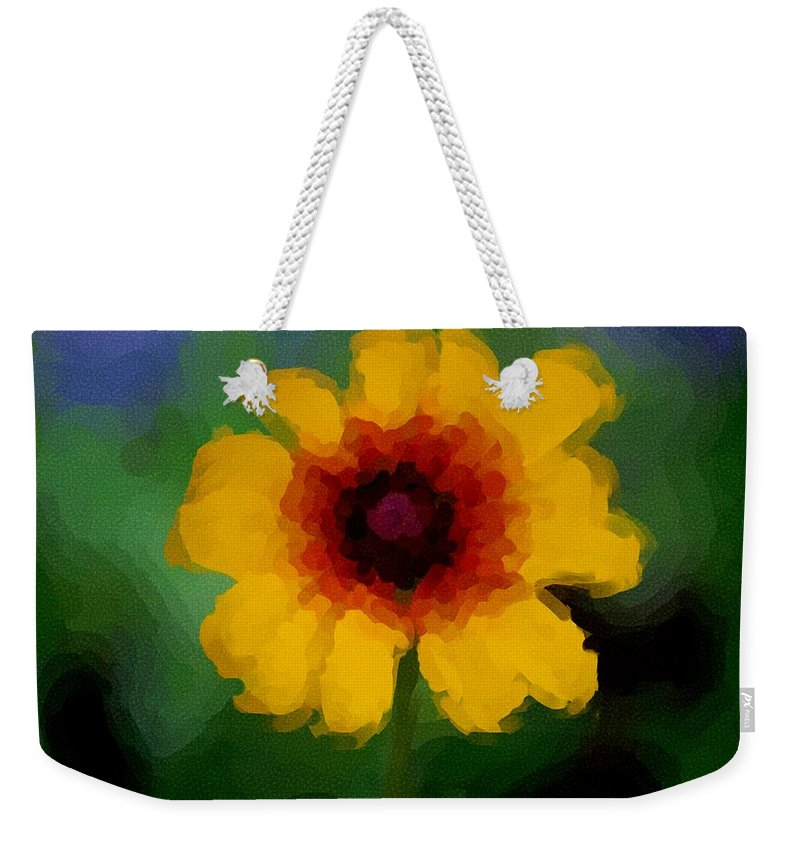 Digital Photograph Weekender Tote Bag featuring the photograph Untitled 9-15-09 by David Lane