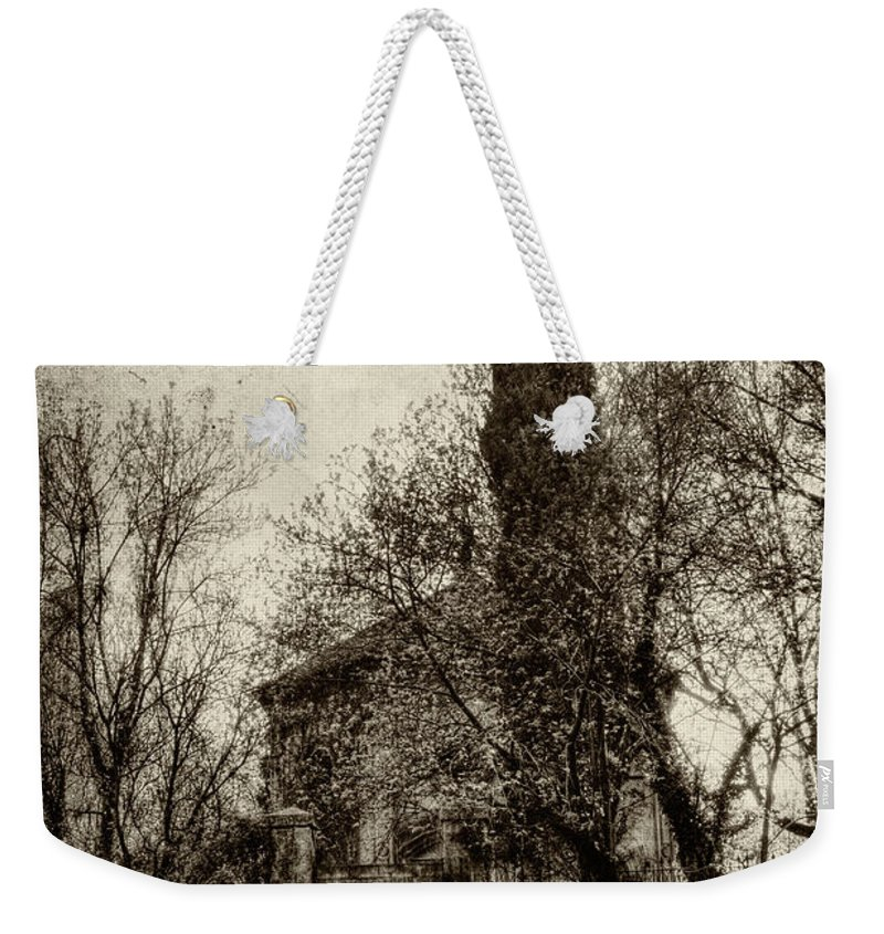 Abandoned Places Weekender Tote Bag featuring the photograph Untitled N.96 by Roberto Pagani