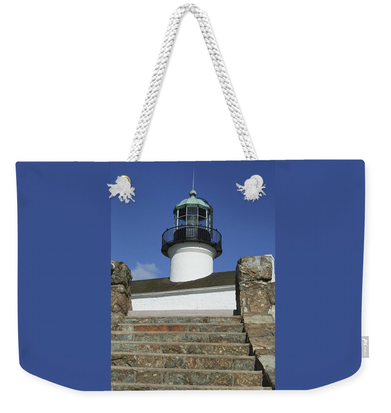 Bay Weekender Tote Bag featuring the photograph Up To The Light by Margie Wildblood