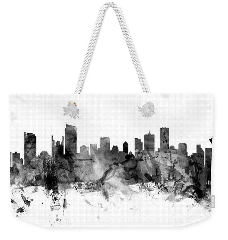 Vancouver Weekender Tote Bags