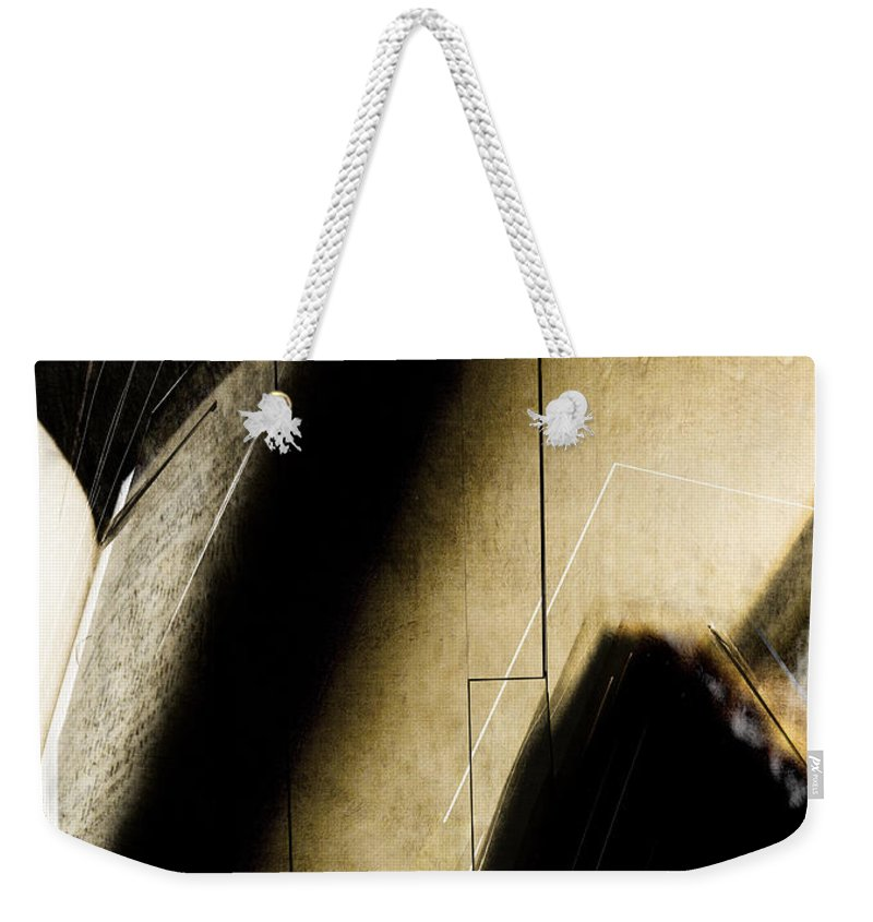 Drawing Weekender Tote Bag featuring the photograph Verdict by Regina Broersma