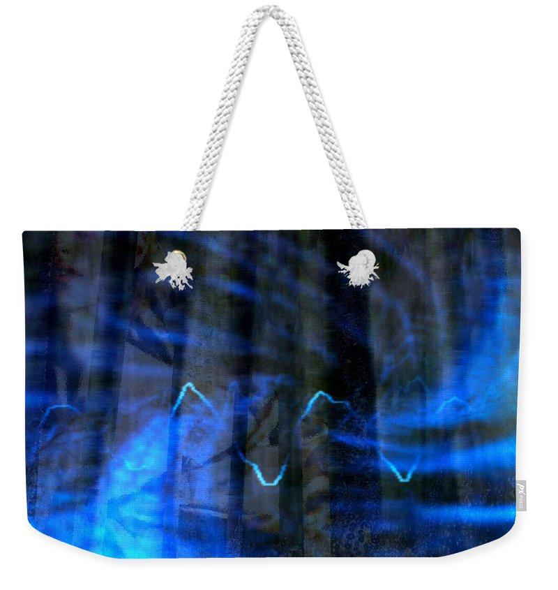 Vivandiere Weekender Tote Bag featuring the digital art Vivandiere by Seth Weaver