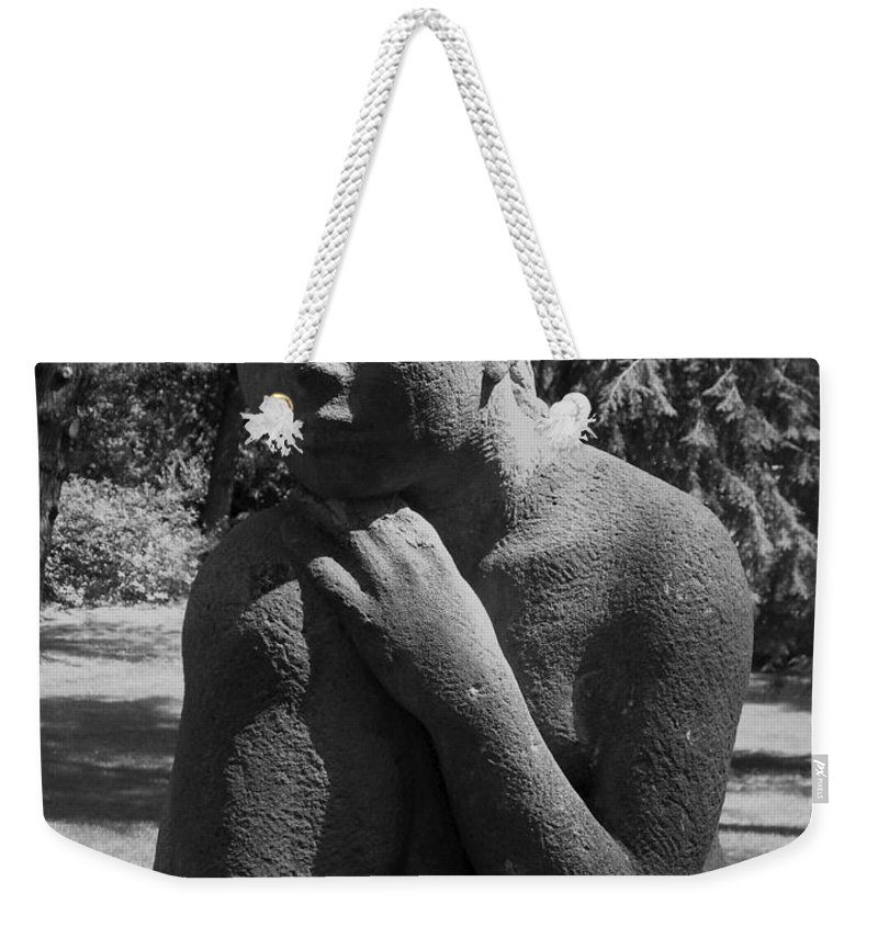 Love Weekender Tote Bag featuring the photograph Waiting For You ... by Juergen Weiss
