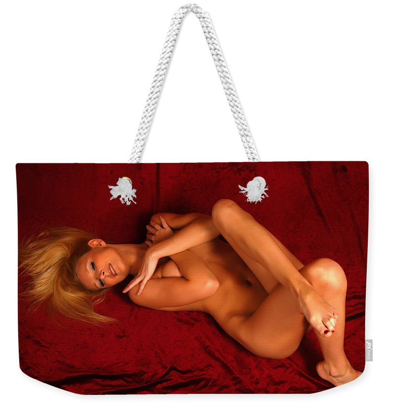 Clay Weekender Tote Bag featuring the photograph Warming Up by Clayton Bruster