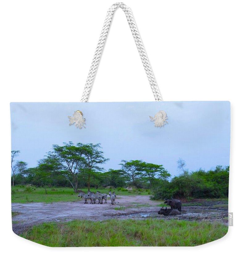Exploramum Weekender Tote Bags