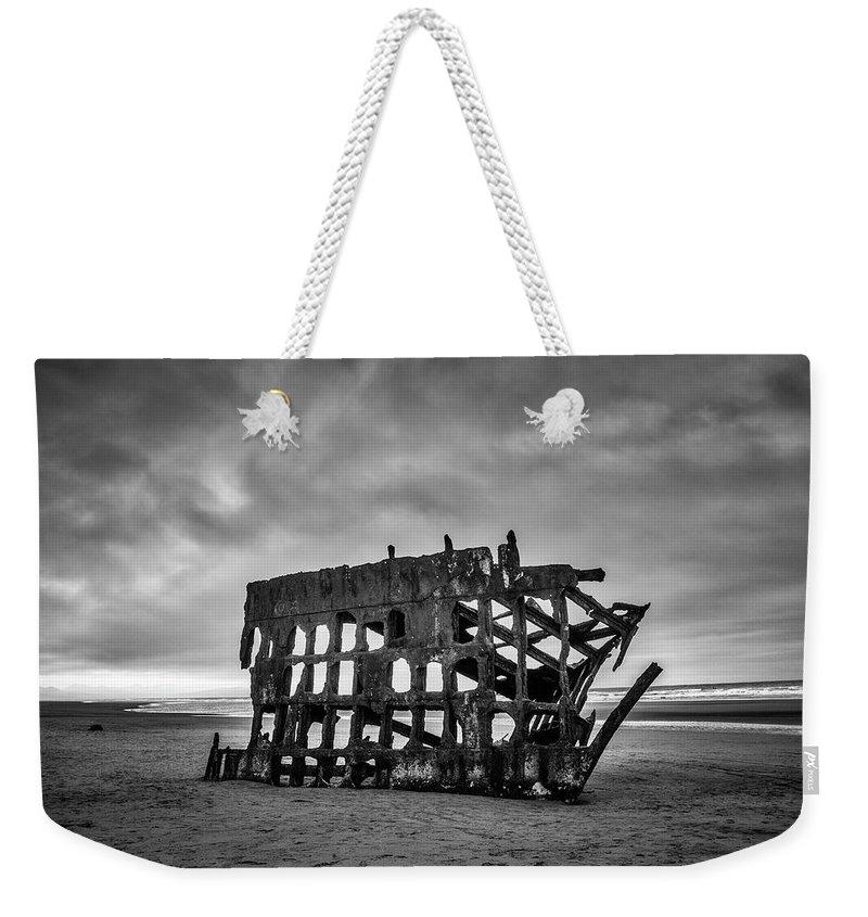 Peter Iredale Weekender Tote Bags
