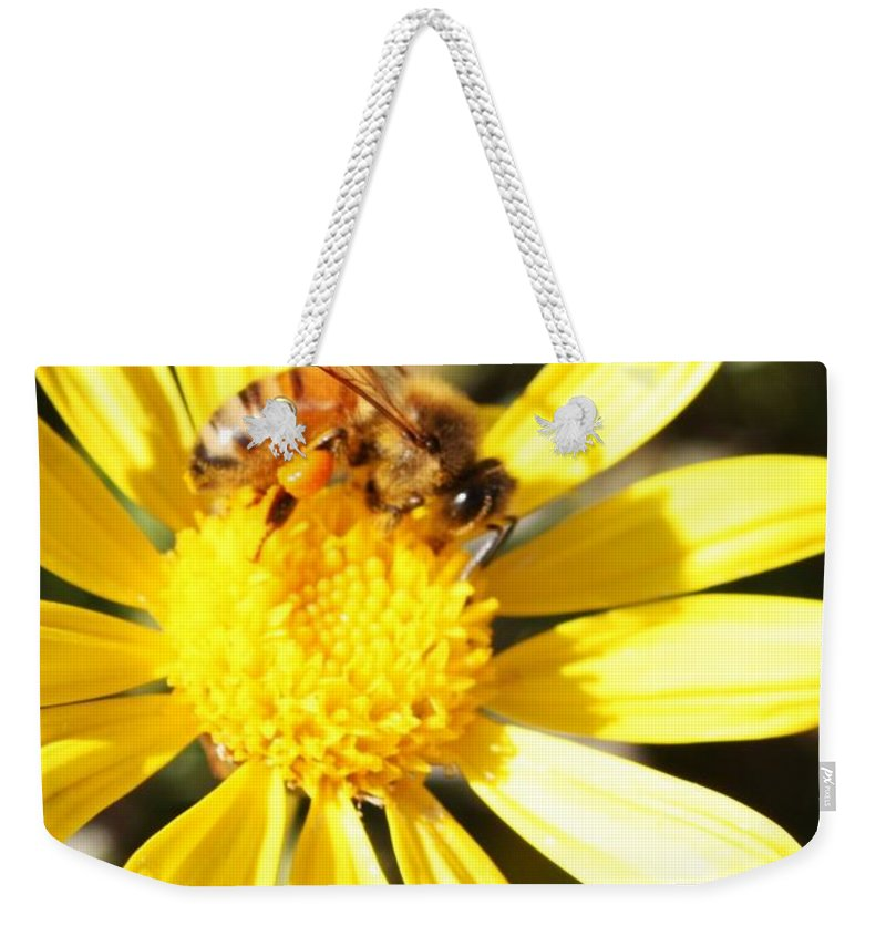 Card Weekender Tote Bag featuring the photograph Well Done Card by Carol Groenen