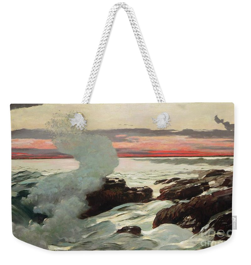 West Bay Weekender Tote Bags