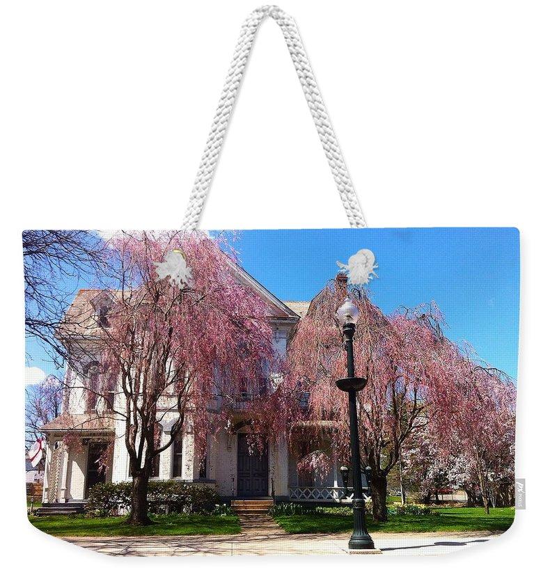 House Photographs Weekender Tote Bags