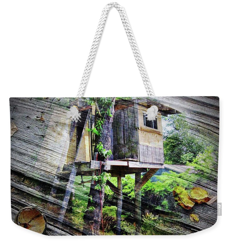 2d Weekender Tote Bag featuring the photograph When Boys Dream by Brian Wallace