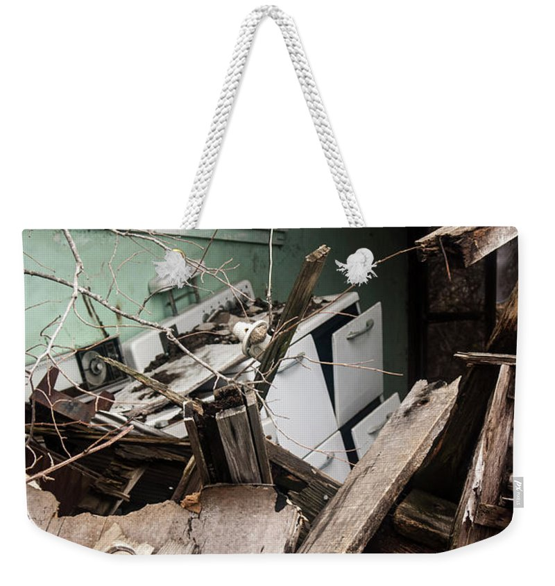 Weekender Tote Bag featuring the photograph Who Wants To Cook? by Melissa Newcomb