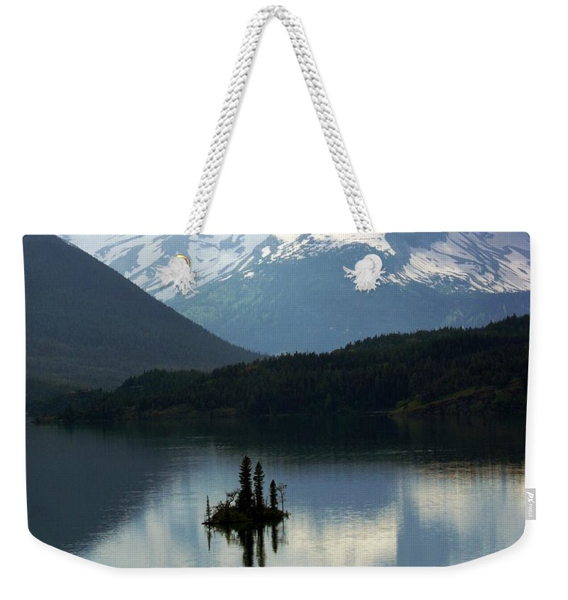 Weekender Tote Bag featuring the photograph Wild Goose Island 2 by Marty Koch