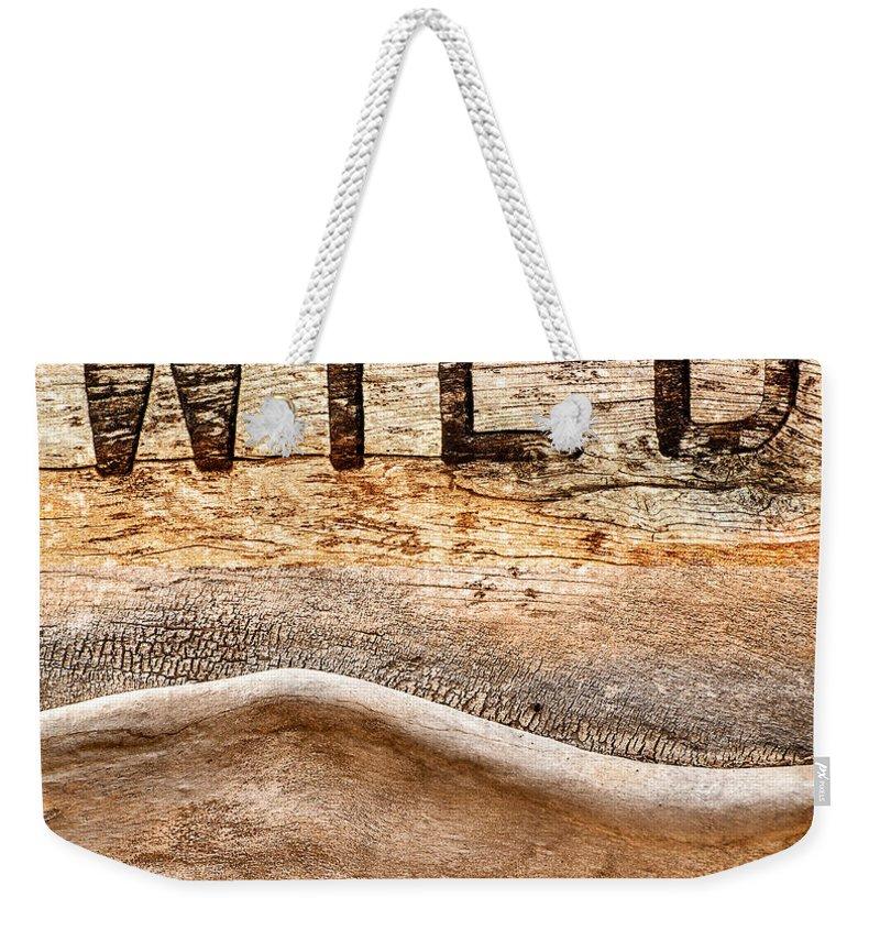 Wild Weekender Tote Bags