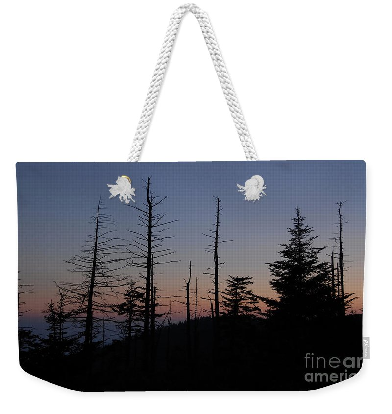Wilderness Weekender Tote Bag featuring the photograph Wilderness by David Lee Thompson