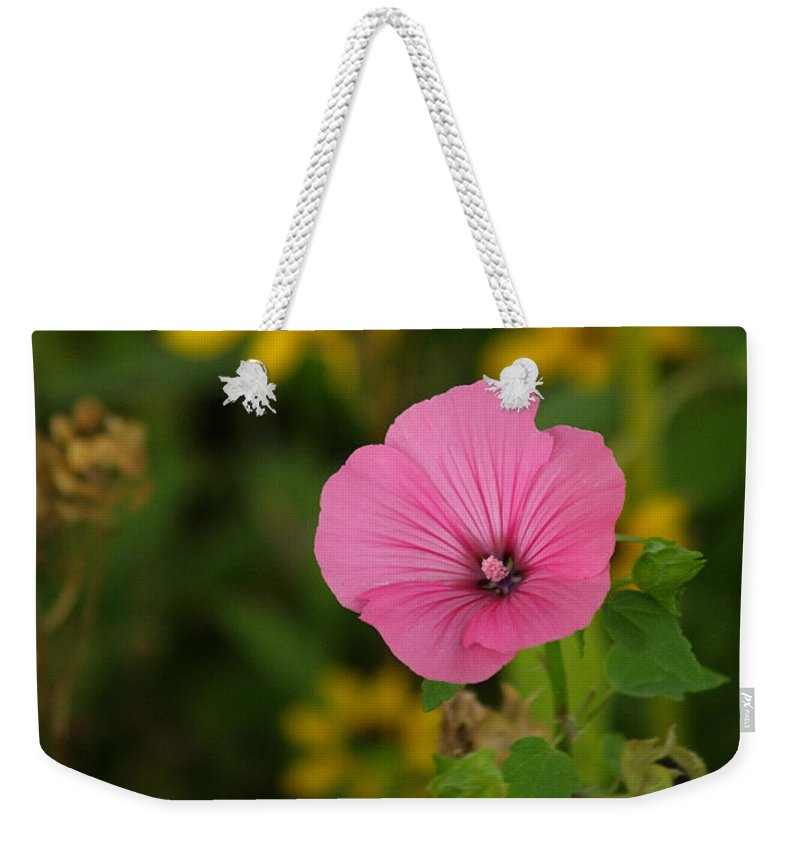 Flowers Weekender Tote Bag featuring the photograph Wildflowers by Dorothy Lee