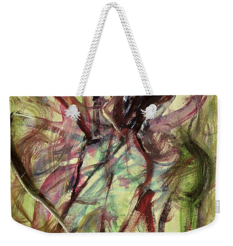 Harlem Weekender Tote Bags