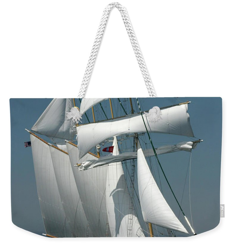 Photography Weekender Tote Bag featuring the photograph Windy II by Frederic A Reinecke