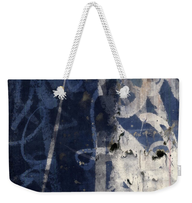 Winter Weekender Tote Bag featuring the photograph Winter Nights Series Two of Six by Carol Leigh
