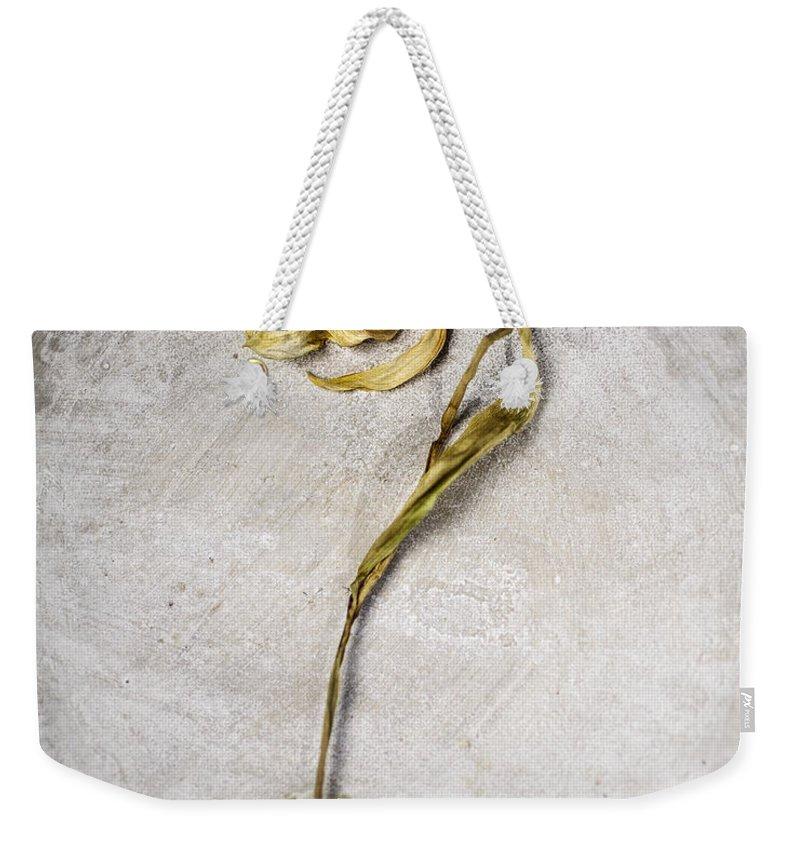 Withered Weekender Tote Bags