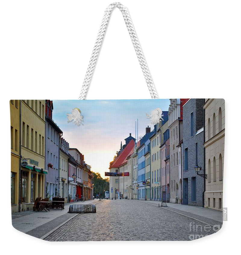 Wittenberg Weekender Tote Bag featuring the photograph Wittenberg Morning by Jost Houk
