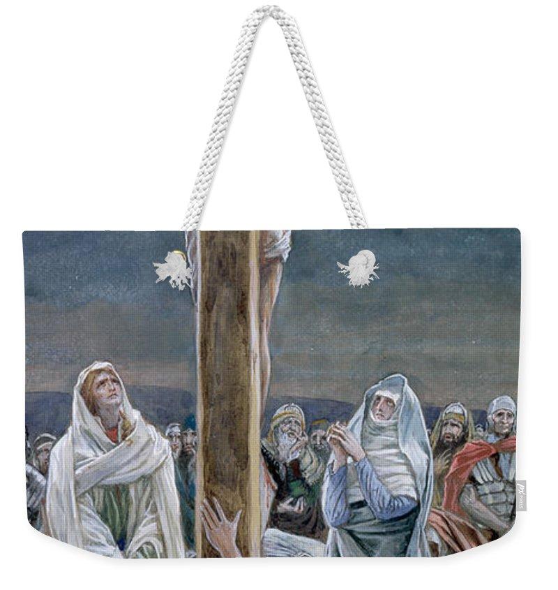 Golgotha Weekender Tote Bags