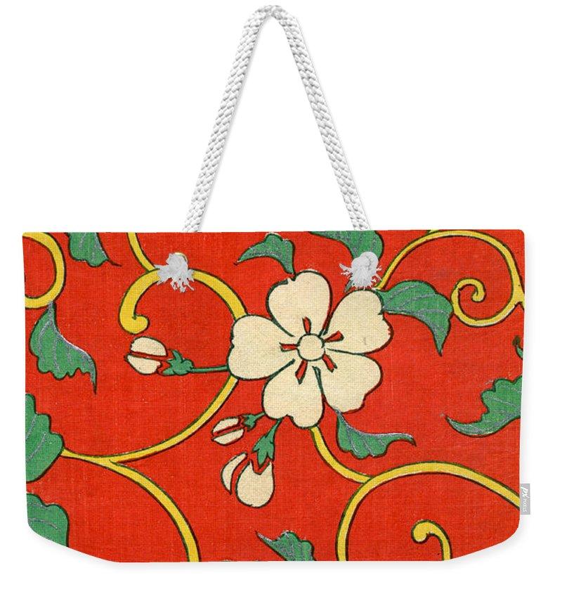 Bloom Weekender Tote Bags